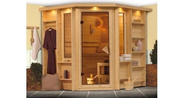 Finská sauna Karibu - Cortona