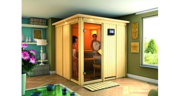 Finská sauna Karibu - Helin