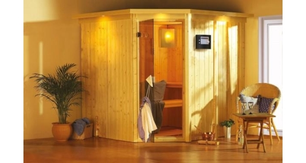 Finská sauna Karibu - Jarin