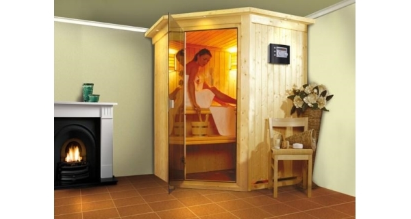 Finská sauna Karibu - Larin