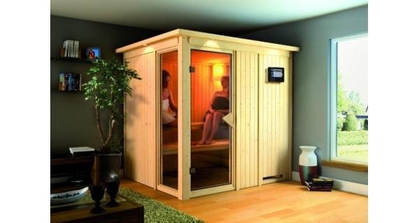Finská sauna Karibu - Palin