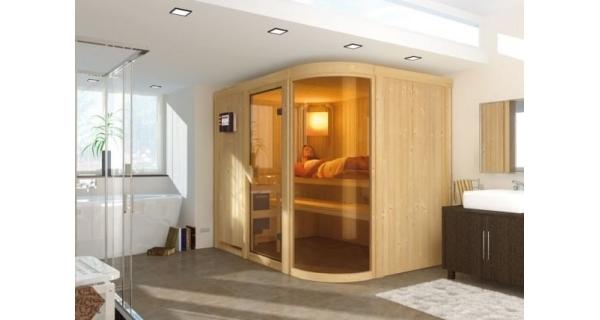 Finská sauna Karibu - Parima 4