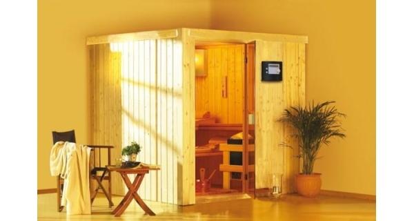Finská sauna Karibu - Rodin