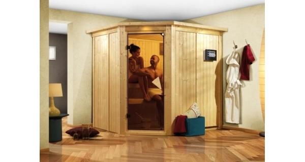 Finská sauna Karibu - Siirin