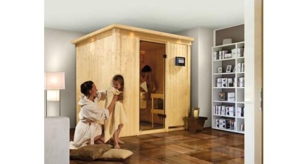 Finská sauna Karibu - Sodin