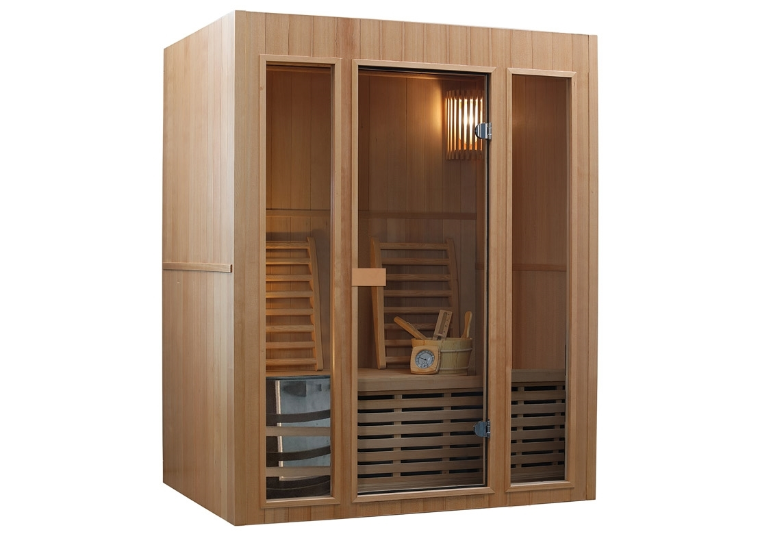 Marimex Finská sauna Marimex SISU L - 11100081