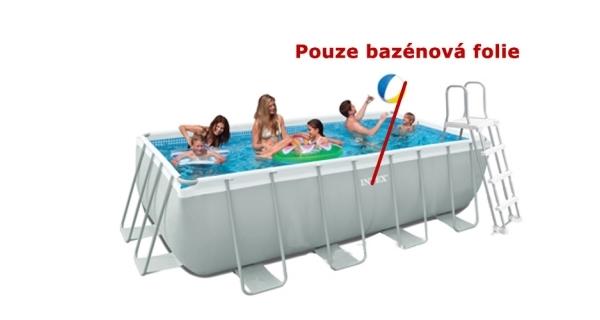 Folie bazénu Tahiti 2,0x4,0x1,0 m.