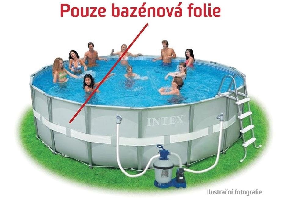 Marimex Folie pro bazén Florida Grey 4,88x1,22 m. - 10340034