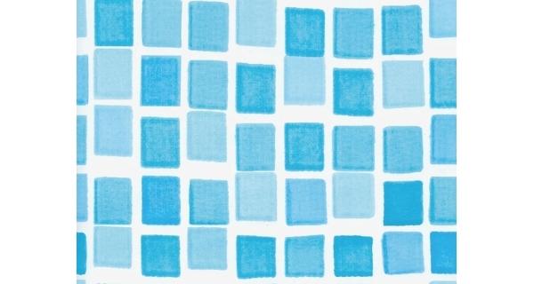 Fólie pro kruhový bazén 3,66x1,07 m - vzor mozaika