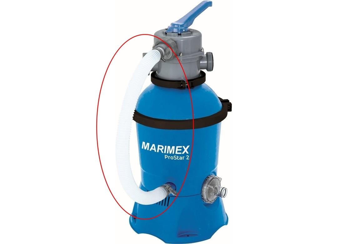 Marimex Hadice 32 mm/0,7 m pro filtraci ProStar 2 - 10624097