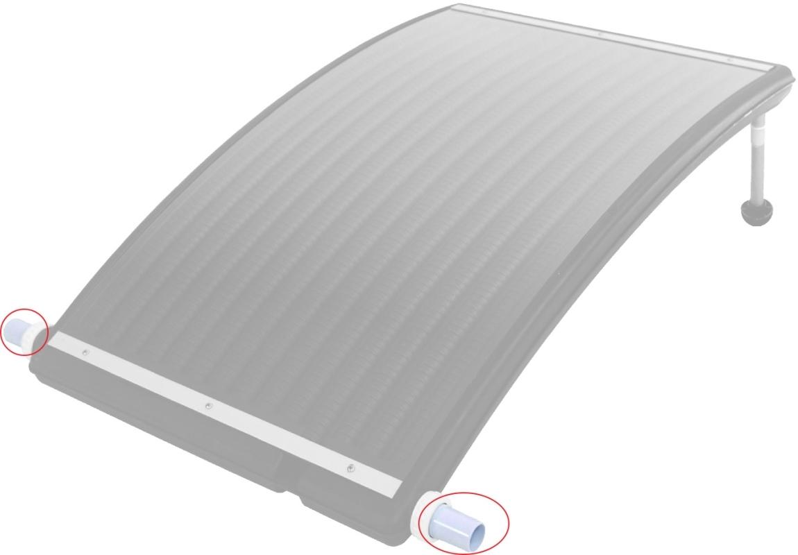 Marimex Hadicová adapter k solárnímu ohřevu Slim 3000 - 10741096