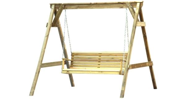 Houpací lavice