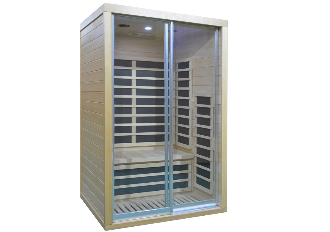 Marimex Infrasauna Marimex Trendy 2001L s posuvnými dveřmi - 11105639