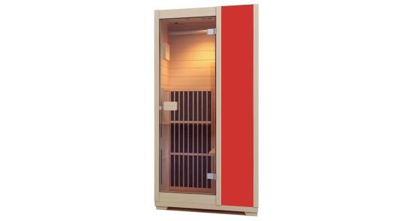 Infrasauna Marimex TRENDY 4001 M - červená