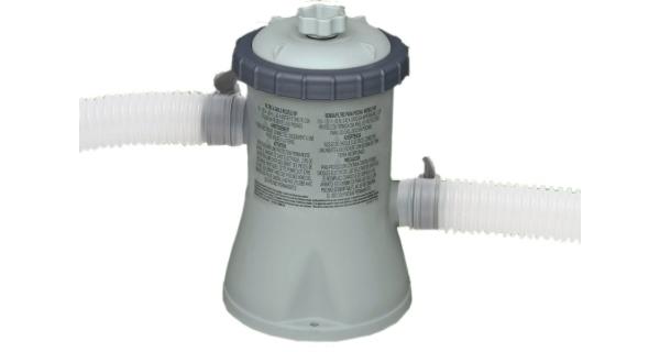 Kartušová filtrace 1,25 m3/h bez příslušenství