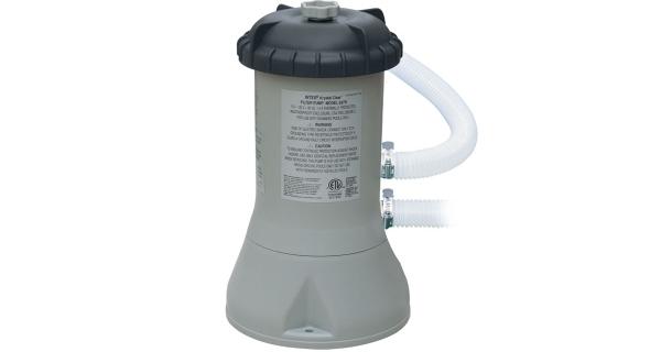 Kartušová filtrace 4m3/h