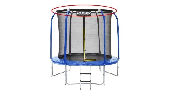 Kovová obruč pro tramplínu Marimex 366 cm