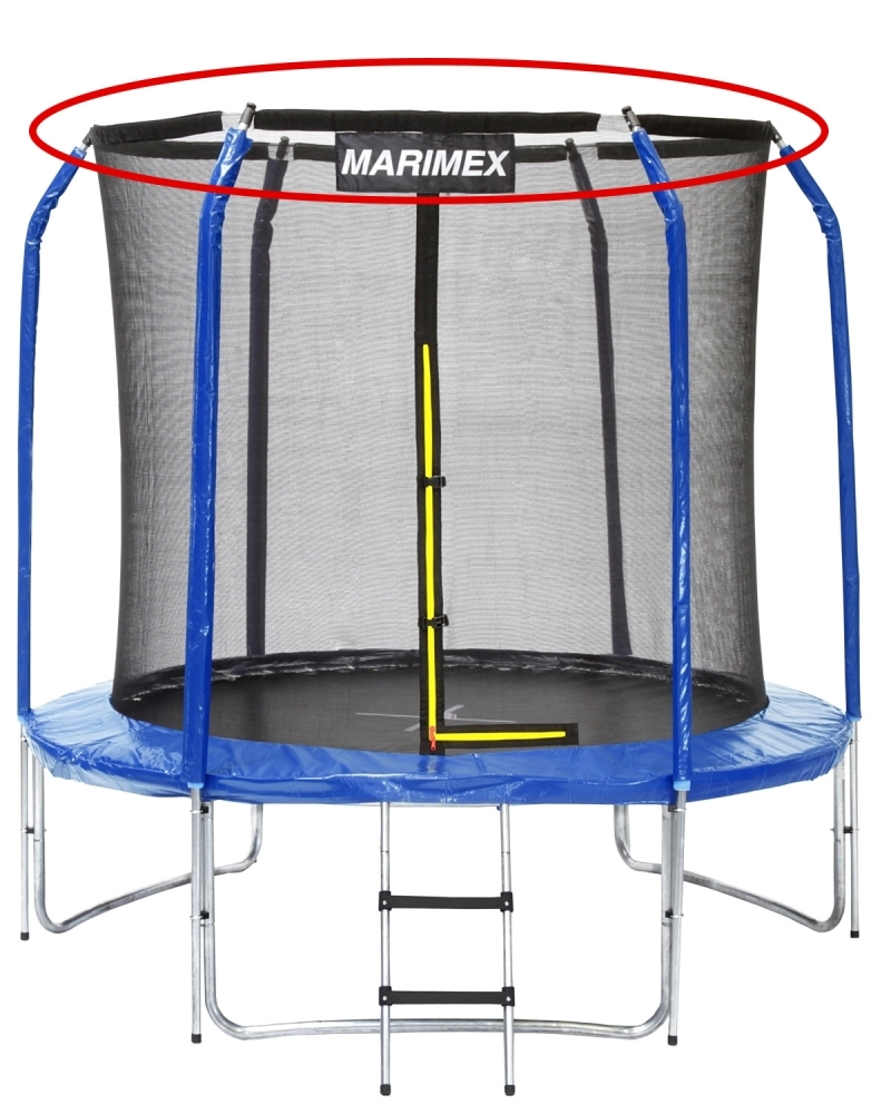 Marimex Kovová obruč pro tramplínu Marimex 366 cm - 19000608
