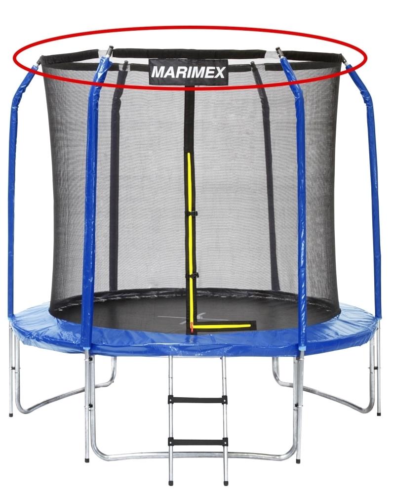 Marimex Kovová obruč pro tramplínu Marimex 396 cm - 19000609