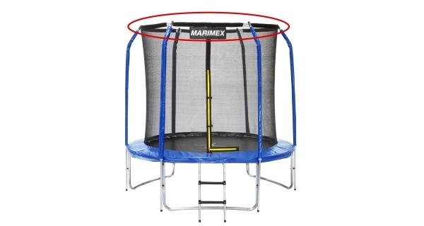 Kovová obruč pro tramplínu Marimex 457 cm