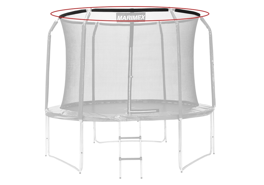 Marimex Kovová obruč pro trampolínu Marimex 183 cm - 19000605