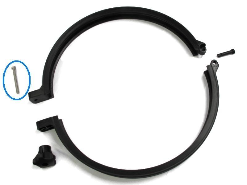 Marimex Kovový uzavírací šroub plastové spony filtr. nádoby ProStar - 10604168