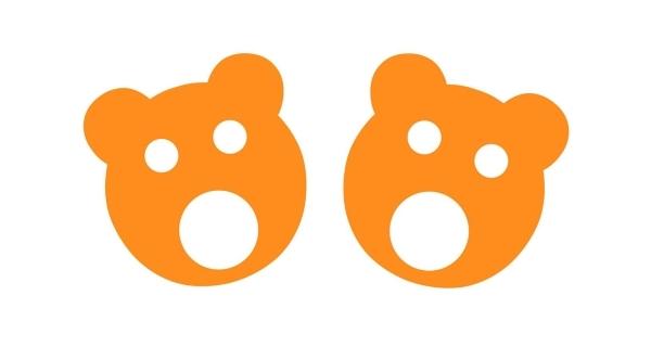 Kroužky nadlehčovací Medvídek - malý