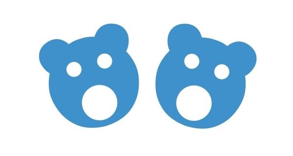Kroužky nadlehčovací Medvídek - velký