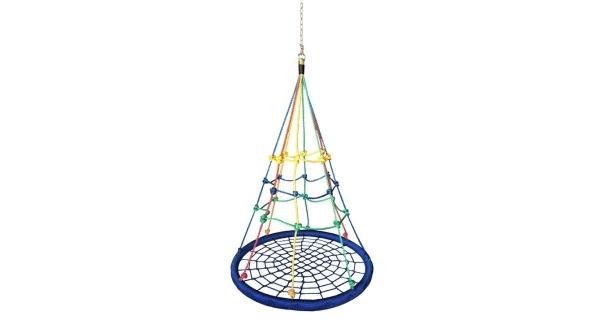Kruh houpací Marimex - barevný