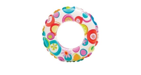 Kruh nafukovací Color 51 cm