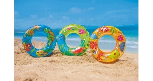 Kruh nafukovací Oceán 61 cm