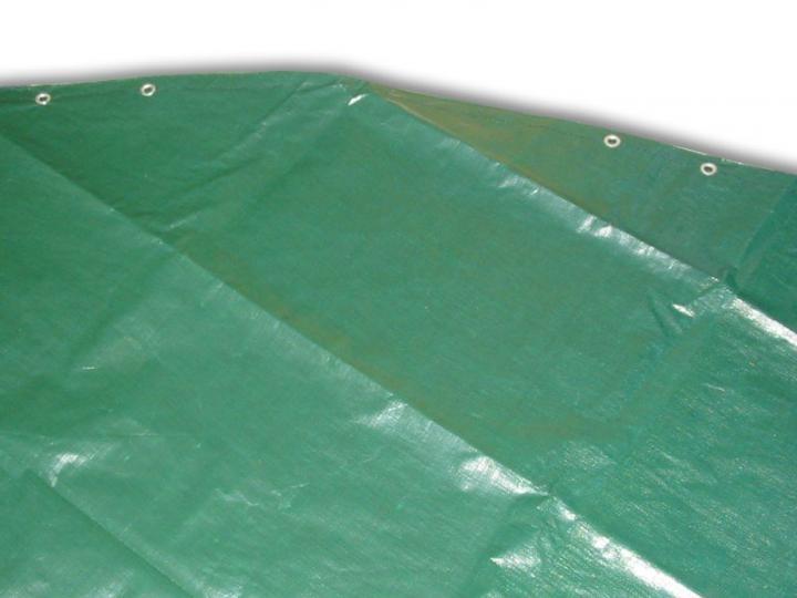 Marimex Krycí oválná plachta pro bazény Miami/Orlando Premium 3,66x7,32 m - SUPREME - zelená - 10421016