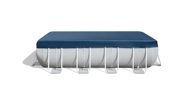 Krycí plachta pro bazény Florida Premium/Tahiti/Intex Frame Set 2 x 4 m