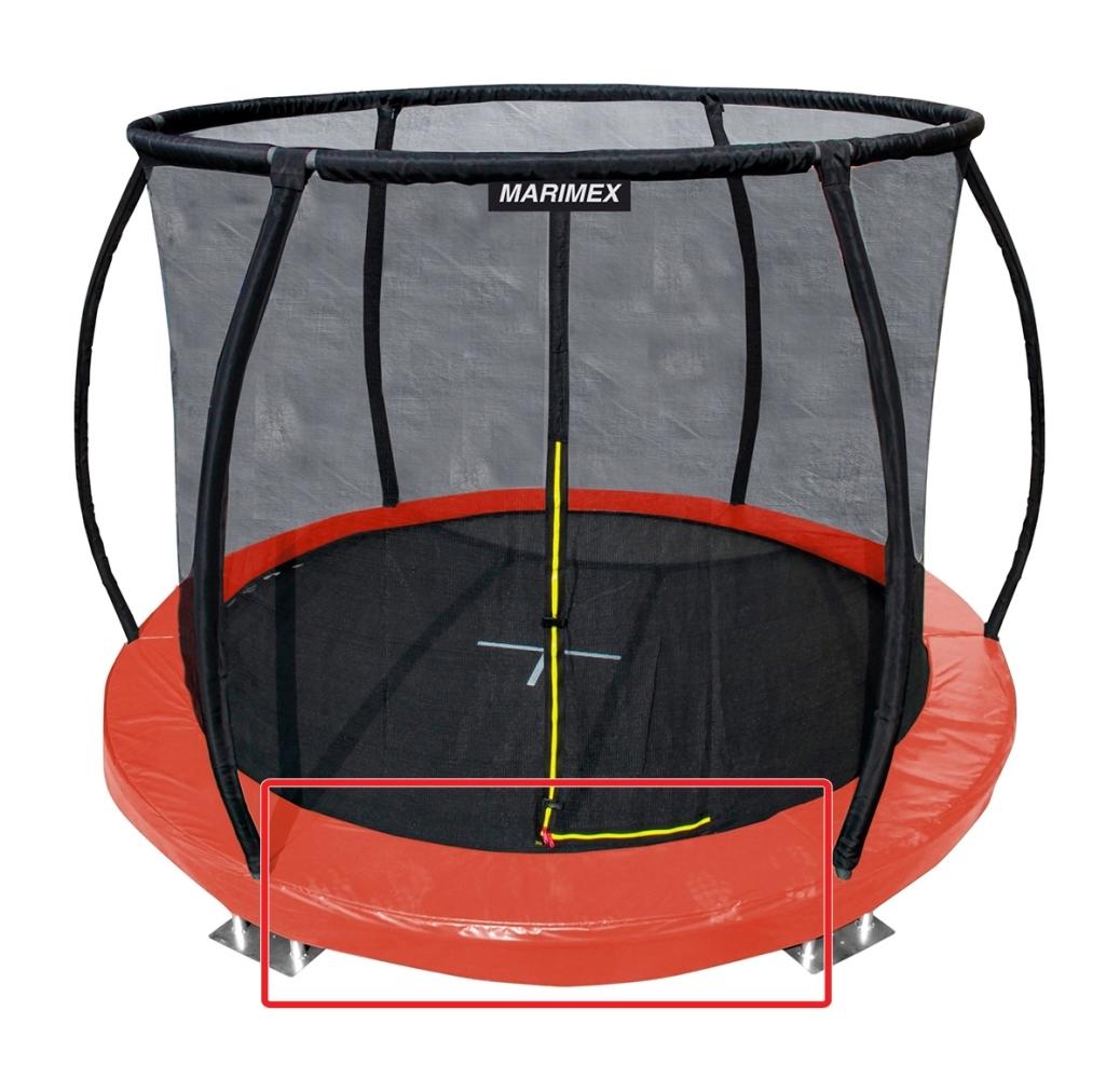 Marimex Kryt pružin oranžový - trampolína Marimex Premium in-ground 366 cm - 19000763