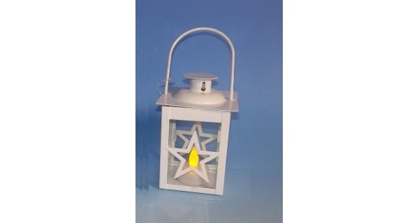 LED lucernička - hvězda - 1 dioda