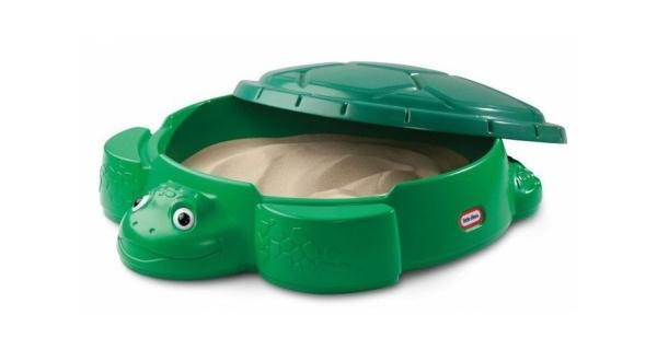 Little Tikes Pískoviště - bazének želva s krytem