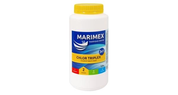 Marimex Chlor Triplex 1,6 kg