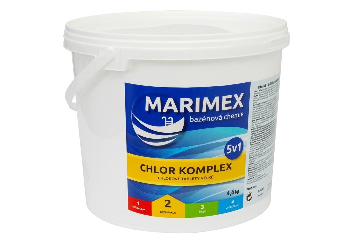 Marimex Marimex Komplex 5v1 4,6 kg - 11301604