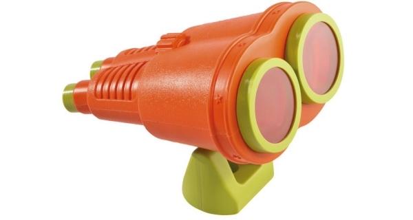 Marimex Play Dalekohled Star - oranžový