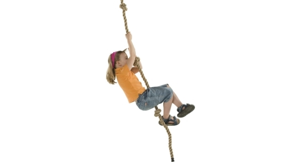 Marimex Play Šplhací lano s uzly