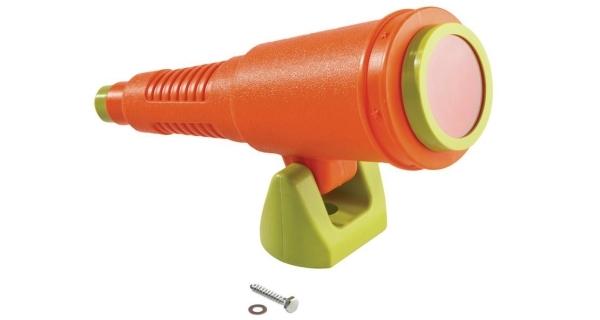 Marimex Play Teleskop Star - oranžový