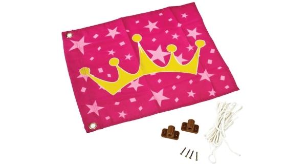 Marimex Play Vlajka princezna