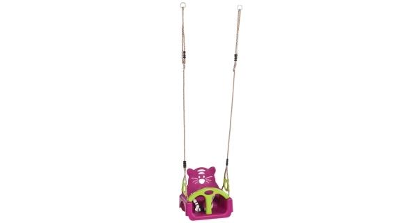 Marimex Play Závěsná houpačka Trix - fialová