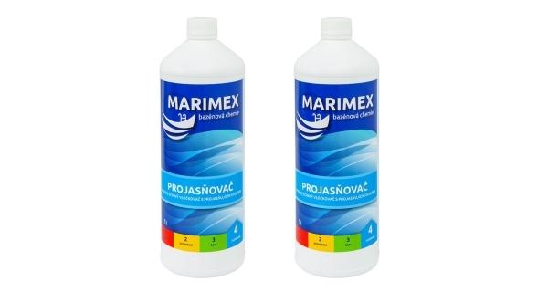 Marimex Projasňovač 1l  - sada 2 ks