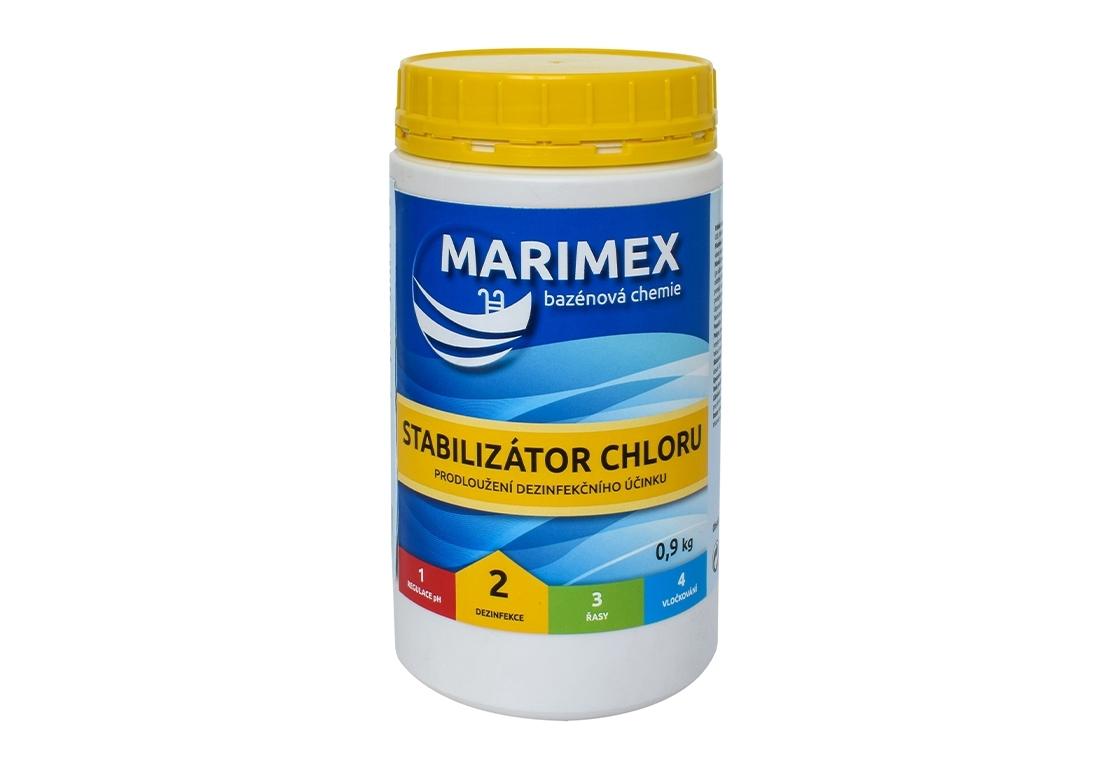 Marimex Marimex Stabilizátor chloru 0,9 kg - 11301403