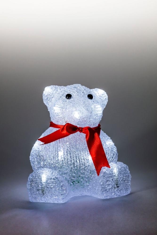 Marimex Medvěd svíticí LED dekorace - 18000085