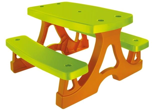 Mochtoys Mochtoys Piknikový stolek + lavičky - 11640087