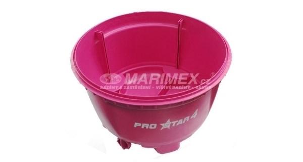 Nádoba k filtraci  Prostar 4 (růžová)