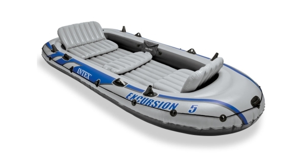 Nafukovací člun Intex Excursion 5 Set