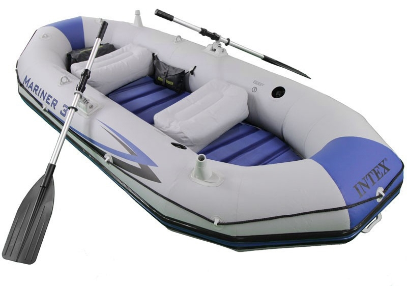 Intex Nafukovací člun Intex Mariner 3 Set - 11630166